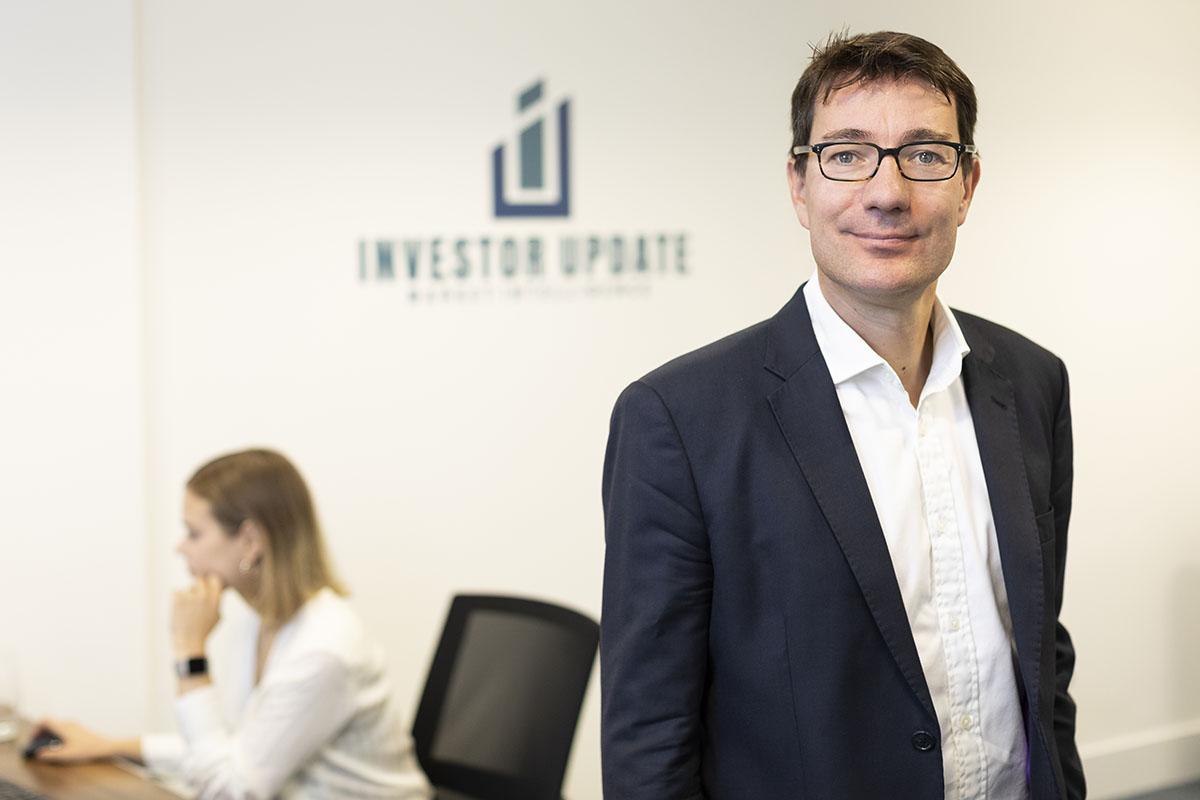 Nick Gradel joins Investor Update